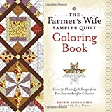 The Farmer's Wife Sampler Quilt Coloring Book: Color 70 Classic Quilt Designs from Your Favorite Sampler Collection