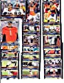 2015 Topps Football Denver Broncos team set - Payton Manning, Thomas shipped in an acrylic case with all rookie cards