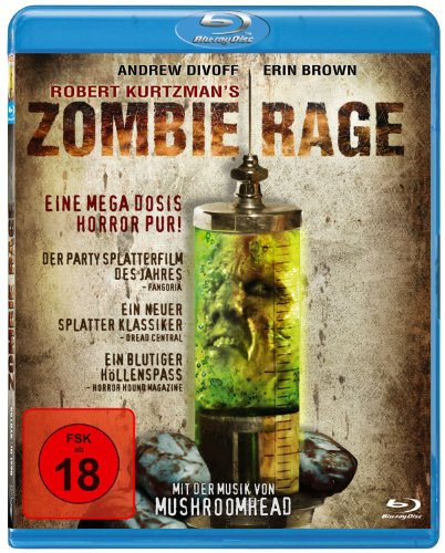 Zombie Rage [Blu-ray]