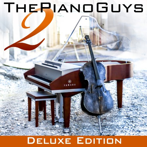 The Piano Guys 2 Deluxe Edition (CD/DVD)