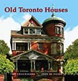 img - for Old Toronto Houses book / textbook / text book