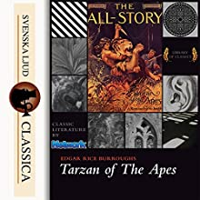 Tarzan of the Apes (The Tarzan Series 1) Audiobook by Edgar Rice Burroughs Narrated by Mark F. Smith