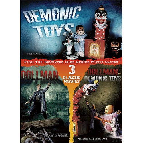 Demonic Toys / Dollman / Dollman vs. Demonic Toys