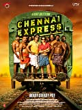 Chennai Express - DVD (Hindi Movie / Bollywood Film / Indian Cinema)