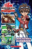 New Vestroia Handbook (Bakugan Battle Brawlers)