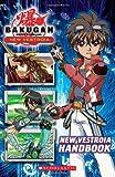 New Vestroia Handbook (Bakugan Battle Brawlers)