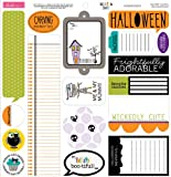 Bella Blvd Just Write Too Cute to Spook Cardstock Stickers