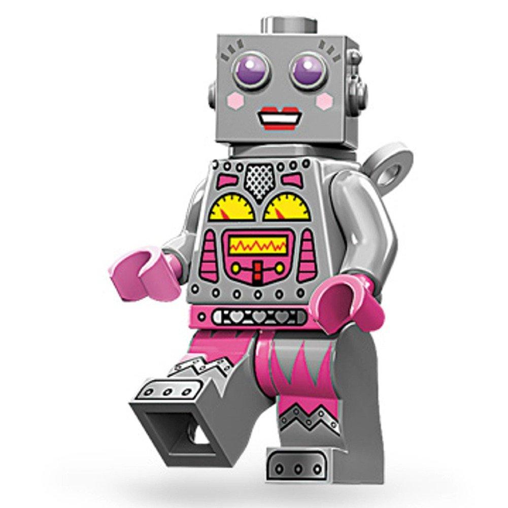 LEGO Minifigures Series 11, Lady Robot конструктор lego minifigures lego® серия 15 71011