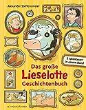 Das große Lieselotte Geschichtenbuch: Drei Abenteuer in einem Band