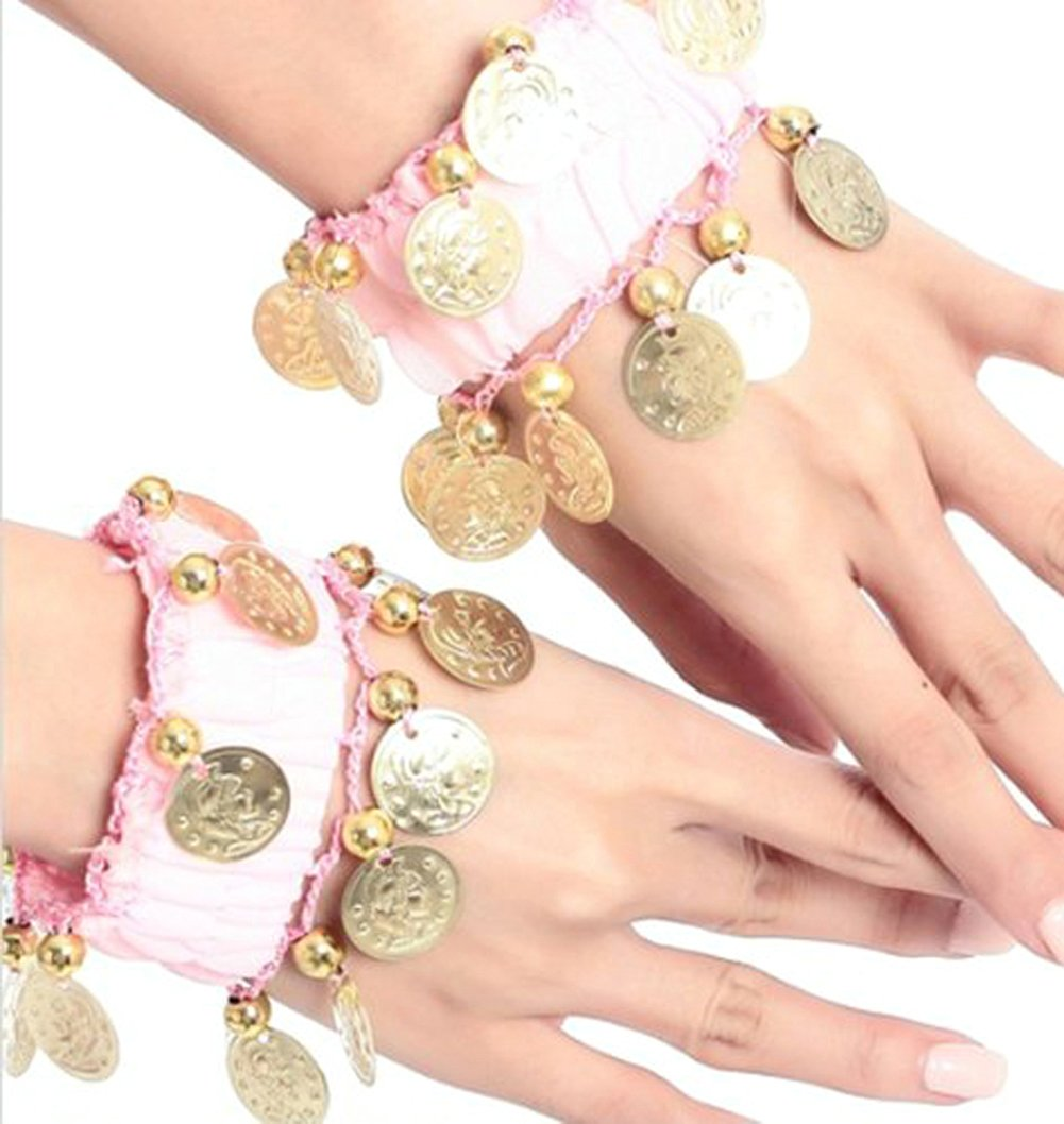 BellyLady Belly Dance Arm Cuffs