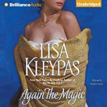 Again the Magic Audiobook by Lisa Kleypas Narrated by Rosalyn Landor