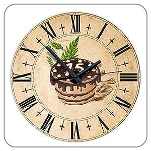 movement kitchen clock on wall reloj de pared horloge murale cozinha