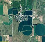 Logan County Nebraska Aerial Photography on CD