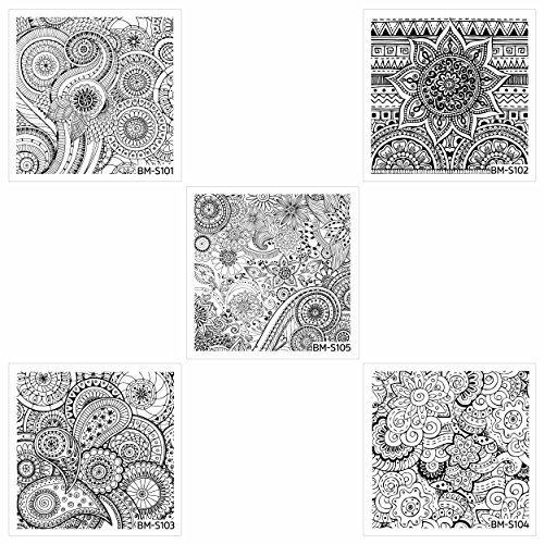 bmc-10pc-super-suss-abstract-themenhotel-quadratisch-nagellack-kunst-stanzen-platte-shangri-la-meist