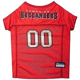 Pets First NFL Tampa Bay Buccaneers Jersey, Medium