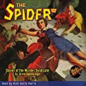 Spider #29: February 1936 Audiobook by Grant Stockbridge,  RadioArchives.com Narrated by Nick Santa Maria