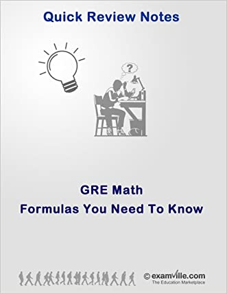 General GRE: Math Formulas You Need (Quick Review Notes)