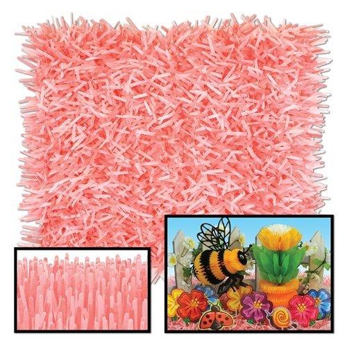 Pkgd Fringed Tissue Mats (dusty rose & pink)    (2/Pkg)