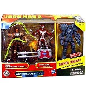 imaison  Avengers: L'ère d'Ultron + figurine Hulk & Iron man
