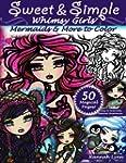 Sweet & Simple Whimsy Girls: Mermaids...