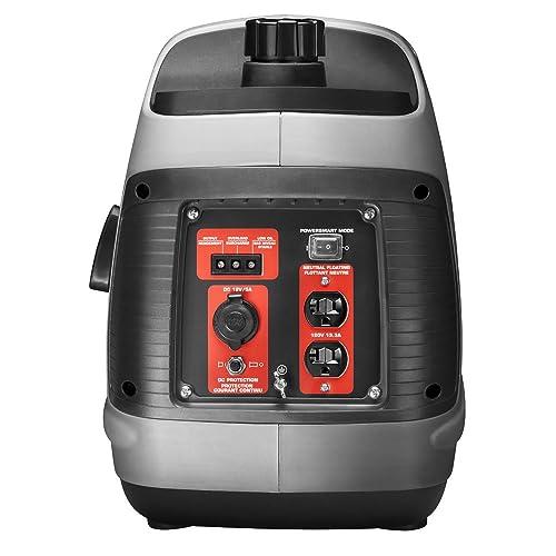 Briggs and Stratton 30553 1,600 watt Powersmart series inverter generator control panel