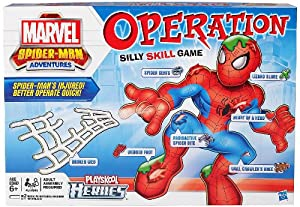 Operation Spider-Man Edition Board Game