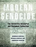 img - for Modern Genocide [4 volumes]: The Definitive Resource and Document Collection book / textbook / text book