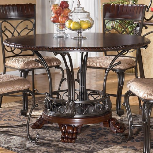 Cheaper Traditional Dark Brown Alyssa Dining Room Table  : 61hfMKCWEKL from sites.google.com size 500 x 500 jpeg 83kB