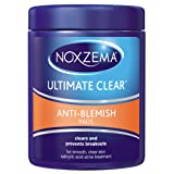 Noxzema Ultimate Clear Anti-Blemish Pads 90 Each (Pack of 12)