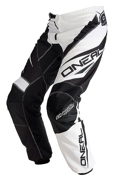 Pantalon Motocross ONeal Element Racewear White