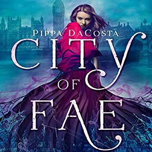 City of Fae Audiobook