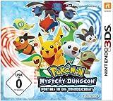 Video Games - Pok�mon Mystery Dungeon: Portale in die Unendlichkeit - [Nintendo 3DS]