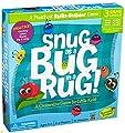 Peaceable Kingdom / Snug as a Bug in a Rug Award Winning Preschool Skills Builder Game from Peaceable Kingdom