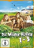 DVD Cover 'Die Wilden Hühner 1-3 (Amaray) [3 DVDs]