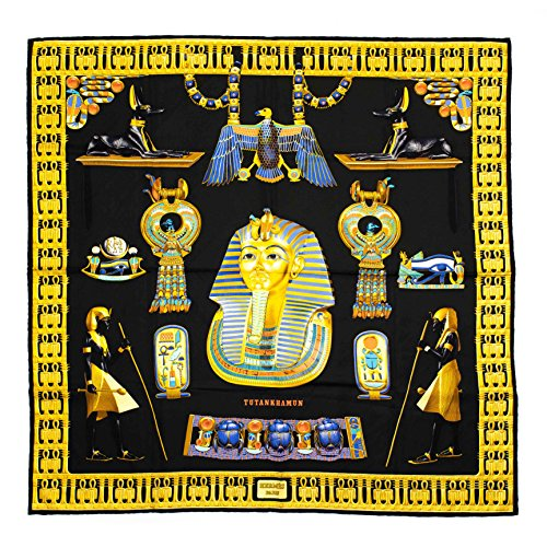 Hermes Vintage Scarf - Tutankhamun 2