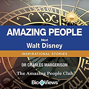 Meet Walt Disney Audiobook