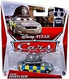 Disney Pixar Cars Palace Chaos Mark Wheelsen #7/9 1:55 Scale