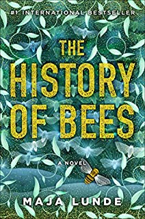 Book Cover: The History of Bees: A Novel