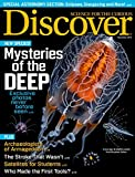 Discover - Magazine Subscription from MagazineLine (Save 67%)