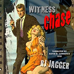 Witness Chase Audiobook
