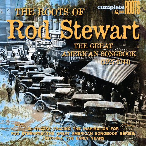 Vol. 1-Roots of the Great American Songbook