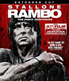 Rambo: The Fight Continues (Extended Cut) [Blu-ray]