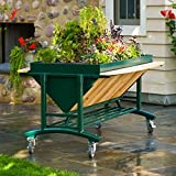 Venture Products Lgarden Elevated Gardening System with Optional Shelves - VENT006