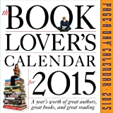 The Book Lovers 2015 Page-A-Day Calendar