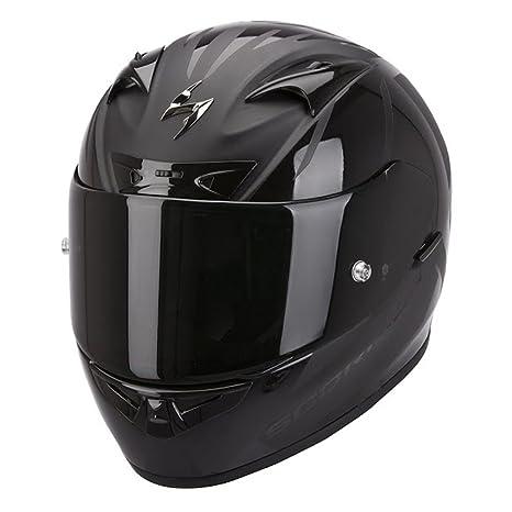 Scorpion eXO - 710 sPIRIT casque intégral aIR noir mat-noir