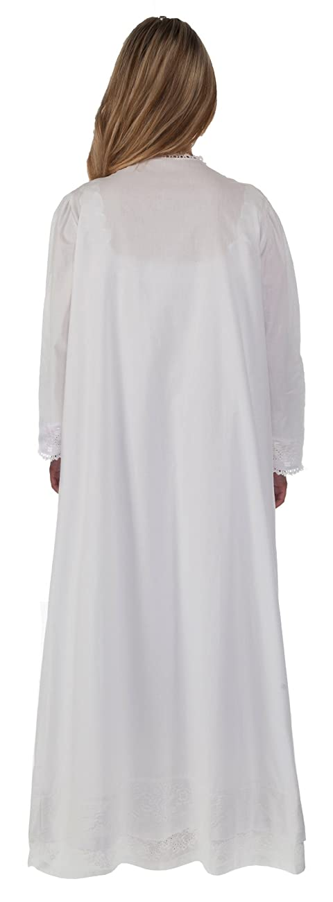 The 1 for U 100% Cotton Ladies Robe / Housecoat - Rosalind 1