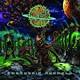 Embryonic Anomaly by Rings of Saturn (2011) Audio CD