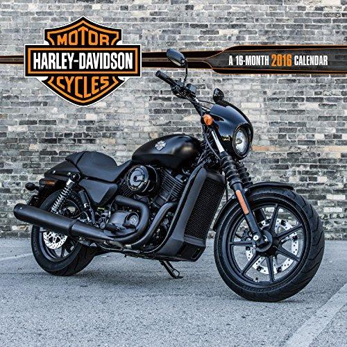 Harley Davidson 2016 Calendar