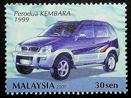 perodua-kembara-1999-car-framed-postage-stamp-art-17902