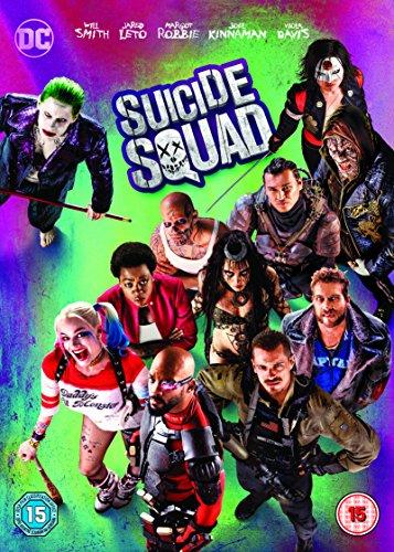 Suicide Squad [Reino Unido] [DVD]